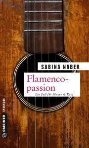 Buchcover Flamencopassion Sabina Naber