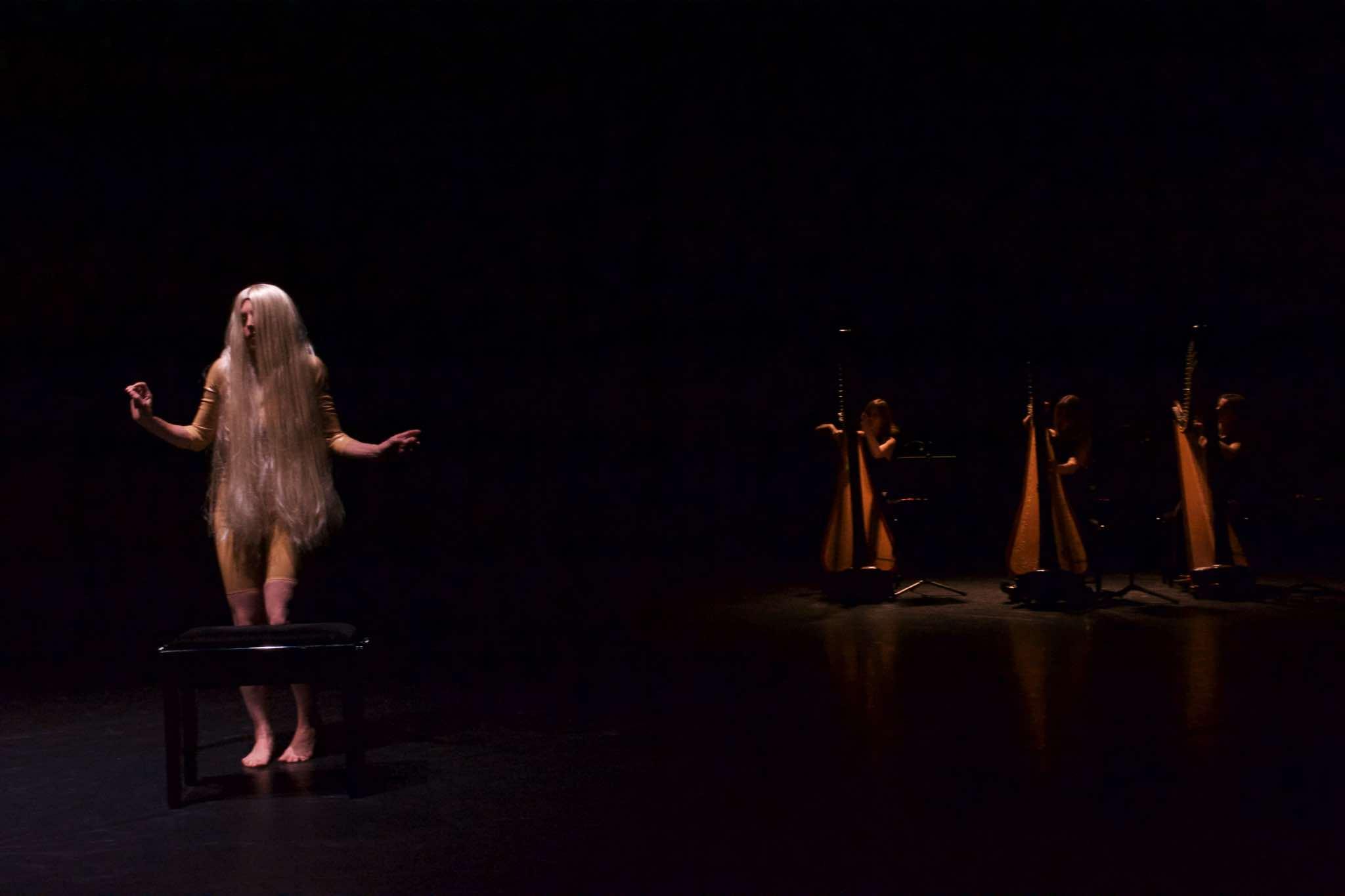 Flamenco Performance Anna Natt _ Foto von piotrrybkowski