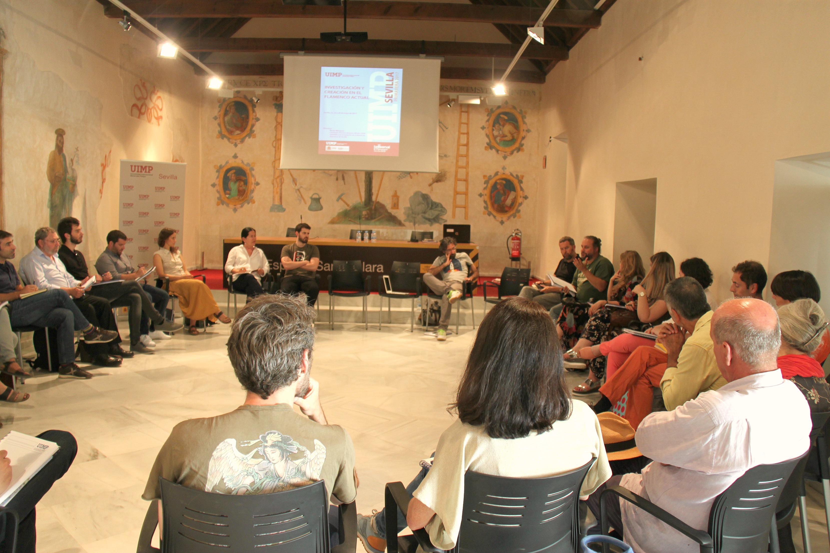Curso Flamenco UIMP 020