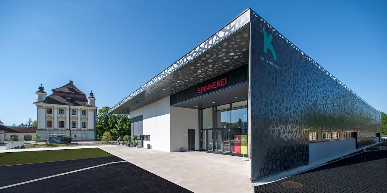 Foto Kulturpark Spinnerei von E.Rachbauer