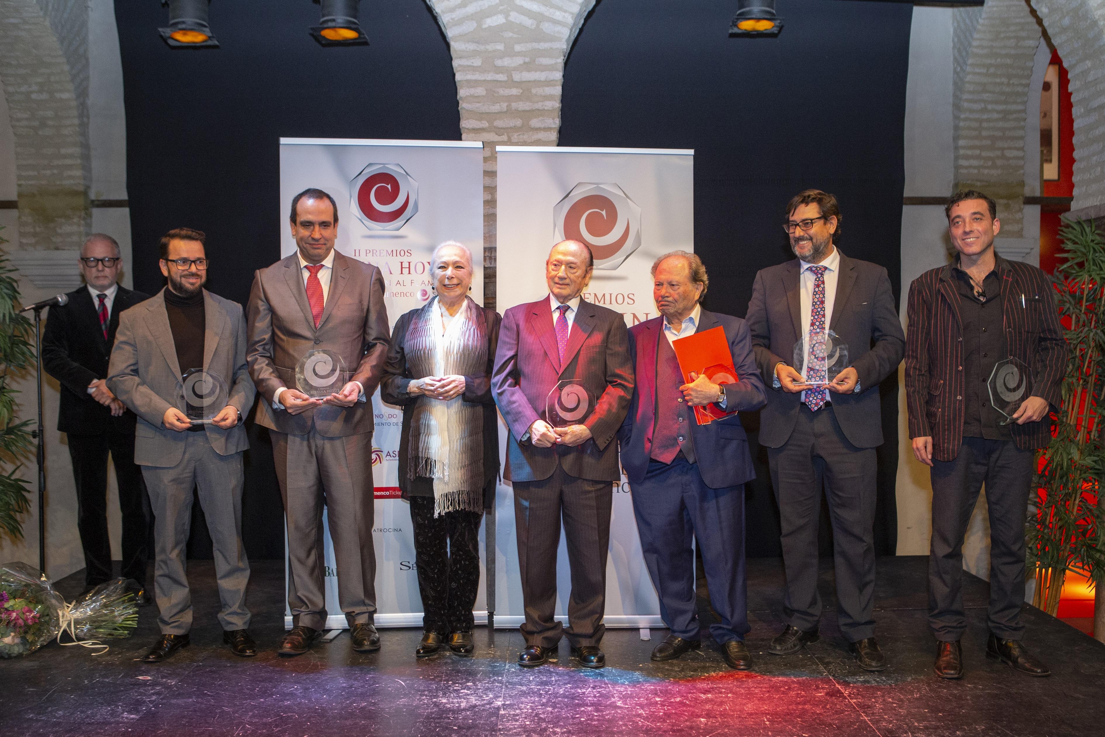Premiados Premios Cristina Hoyos
