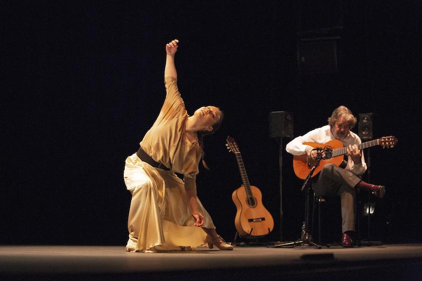 3 - Rocío Molina (et Rafael Riqueni) - Impulso ©Sandy Korzekwa Kopie