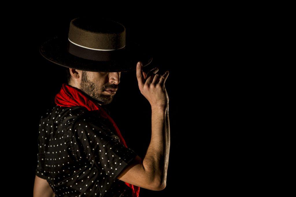 Marco Flores en 'Rayuela' ©Javier Fergo