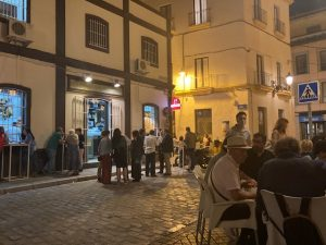 Bar Manzanilla Jerez